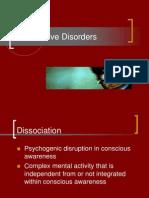 Dissociative Disorders 1