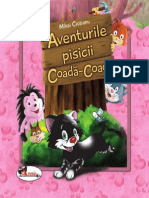 Aventurile Pisicii Coada Coada - Mihai Ciobanu