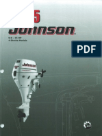 Maintaining Johnson 1974-1992 | Carburetor | Engines