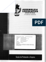 Projeto de Lei 4408/11 - Dispõe sobre a proteção dos animais domésticos e domesticados no Estado de Goiás.