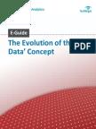Big Data Buzz Concept Doc