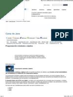 Curso de Java, Lección 1_ Programación orientada a objetos