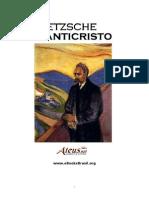 Anticristo Nietzsche