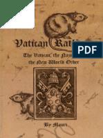 Mauri Vatican  Ratline