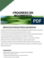 Progreso en Movimiento