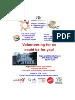 Volunteer Day