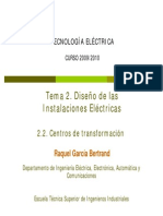 DISEÑO DE INST ELECTRICAS