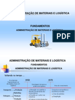 1. Fundamentos Adm Materiais e Logística