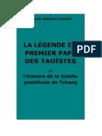 1857 - C Imbault - Légende du premier pape taoïste