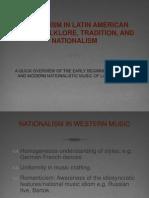 Latin American Nationalism