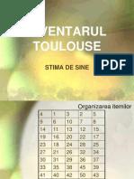 Chestionar Toulouse Stima de Sine