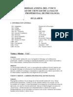 Historia de La Psicologia 2009-II