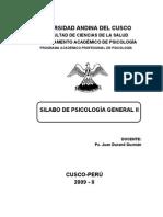 Ps General II 2009-II
