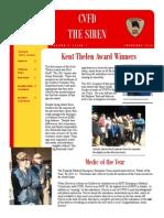 CVFD Newsletter 2014 Feb