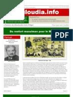 Journal Du Mouloudia - Edition numéro 1 - 6