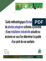 B - Guide échantillonnage végétaux