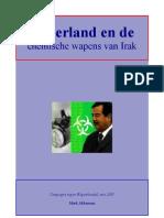 4564354 Nederland en de Chemische Wapens Van Irak