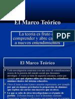 Teor+¡a y M+®todo (Marco Te+¦rico) 2 del 2 cuatrimestre