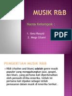 Musik r&B