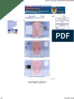 Izgled Blanko Licne Karte Biometrijske