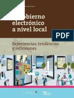 L, DL, El gobierno electrónico a nivel local, 2013