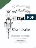 Saint-Saens - Marche Du Synode