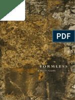 Formless_ a User`s Guide - BOIS, Yve-Alain, Krauss, Rosalind E