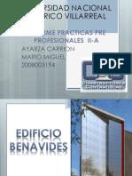 INFORME PRACTICAS PRE PROFESIONALES   II-A.pptx