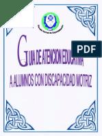 Guia de Intervencion Educativa a Alumnos Con Discapacidad Motriz