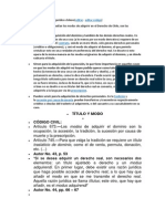 El rol en el ordenamiento jurídico chileno
