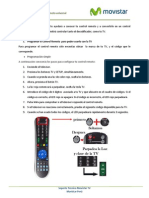 Manual Control Remoto