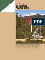 Air-Balanced Pumping Unit Catalog