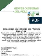 Ecorregiones costeñas                     del Perú.pptx