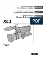 XL2 Canon Manual Pal