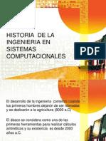 EXPOSICIÓN DE HISTORIA DE ING SISTEMAS