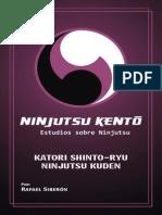 KATORI SHINTO RYU NINJUTSU KUDEN