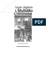 livro multidão criminosa