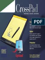 Crosspad Brochure