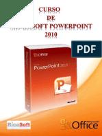 Curso de PowerPoint 2010 RicoSoft