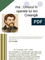 Umorul în operele lui Ion Creangă