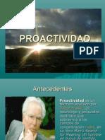 MS112 - Clase 5. La Proactividad