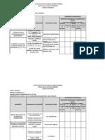Plan de Aula Primaria 2012