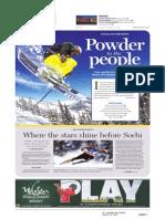 Ski deals roundup | Travel | The Dallas Morning News