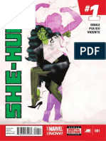 She-Hulk Exclusive Preview