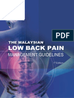 Low Back Pain Guidelines-Reduced2