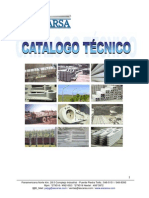 Catalogo - Escarsa - Marzo - 2011