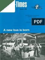 Transit Times Volume 11, Number 7