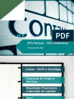 Contax Conf BTG 20120227 Port