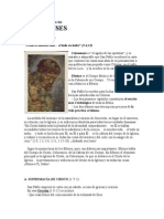 Carta de San Pablo a Los COLOSENSES