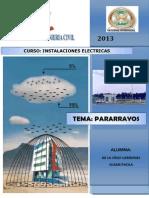 De La Cruz Cardenas Susan Paola Instalac Electr Pararrayos